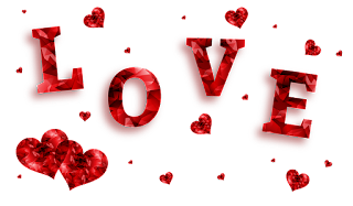 Love image, heart image, beautiful s letter image