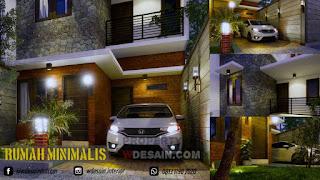 Desain Rumah Sederhana 6x12 3 Kamar Konsep Modern Klasik Desain Rumah Minimalis