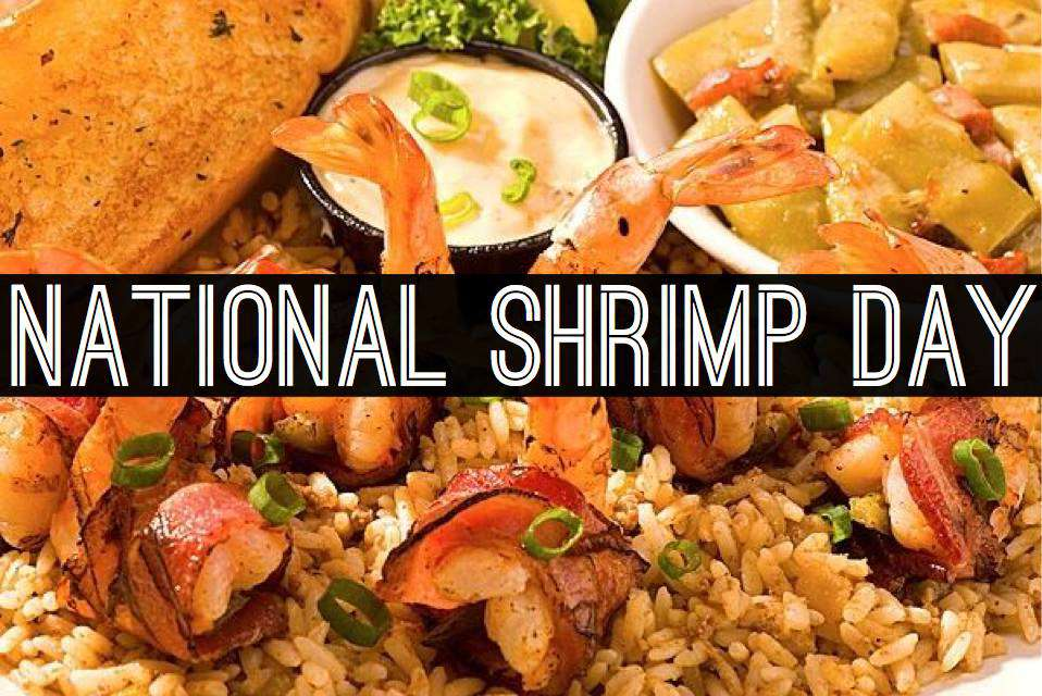 National Shrimp Day Wishes Beautiful Image