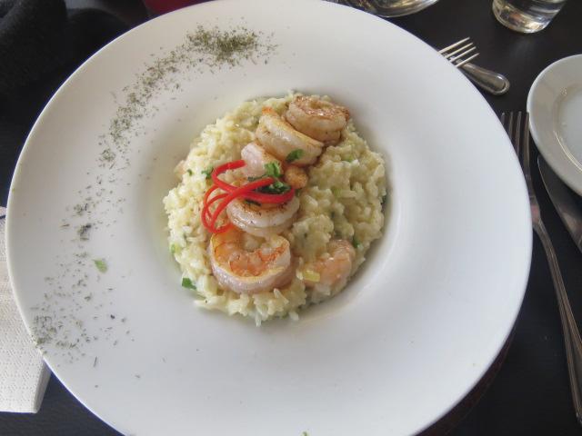 Prato restaurante giratorio chile