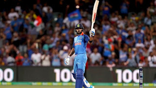 Virat Kohli 104 vs Australia | 39th ODI Hundred Highlights