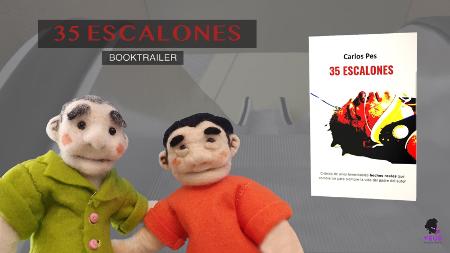 Booktrailer del libro 35 ESCALONES