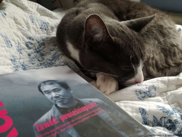 Murakami książka