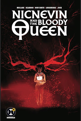 Nicnevin and the Bloody Queen Graphic Novel