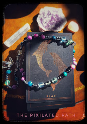 Play card from the Threads of Fate Oracle