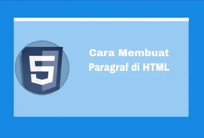 Paragraf di html