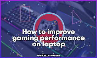 How to optimize laptop for gaming