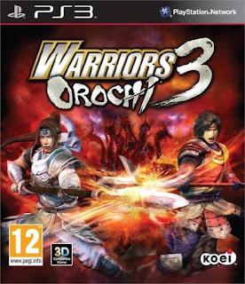 Warriors Orochi 3 PS3 Torrent