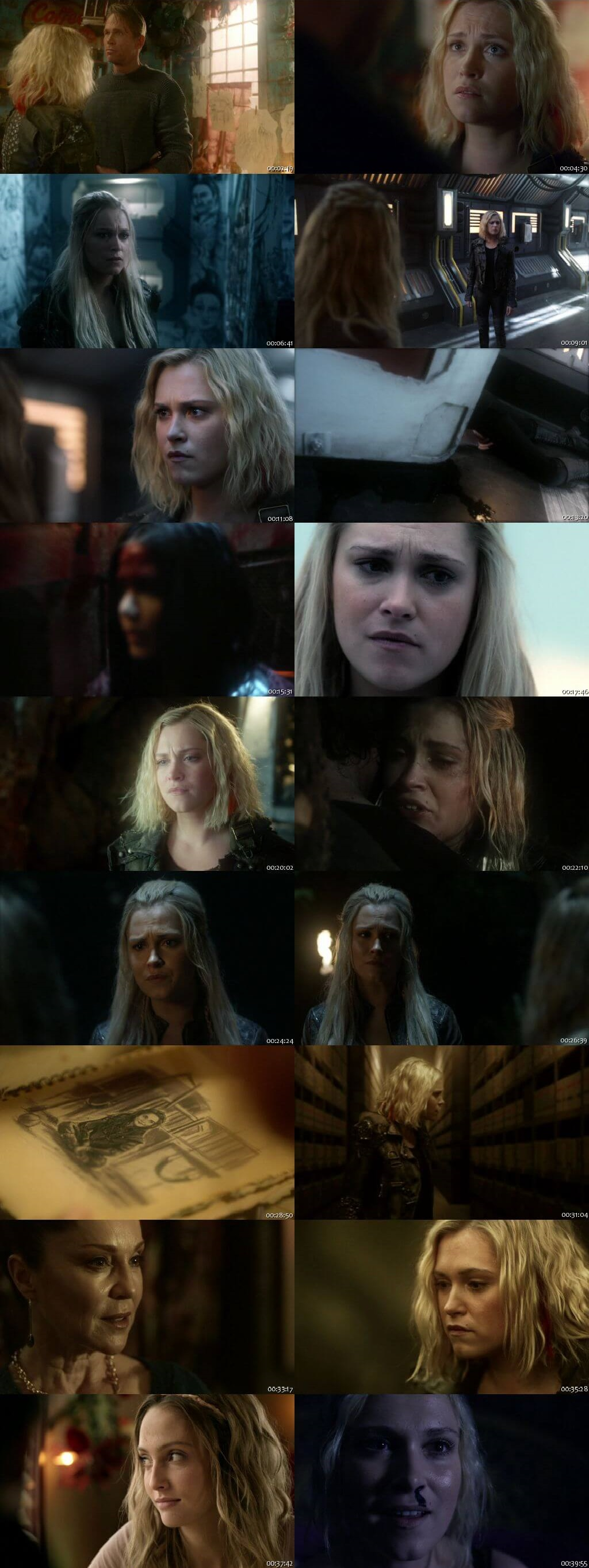 Screenshots Of English Show The 100 Season 06 Episode 07 2019 WEB-DL 720P 300MB