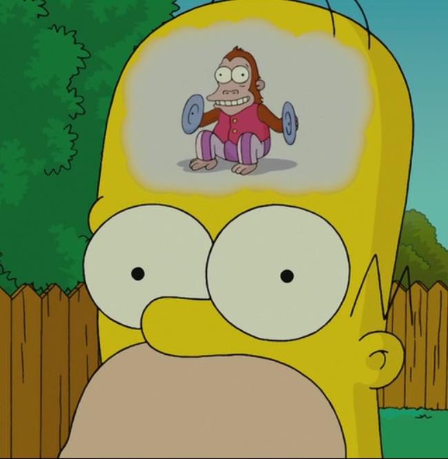 Affe Simpsons