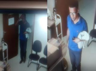Jovem furta celular em escritório de Caucaia do Alto