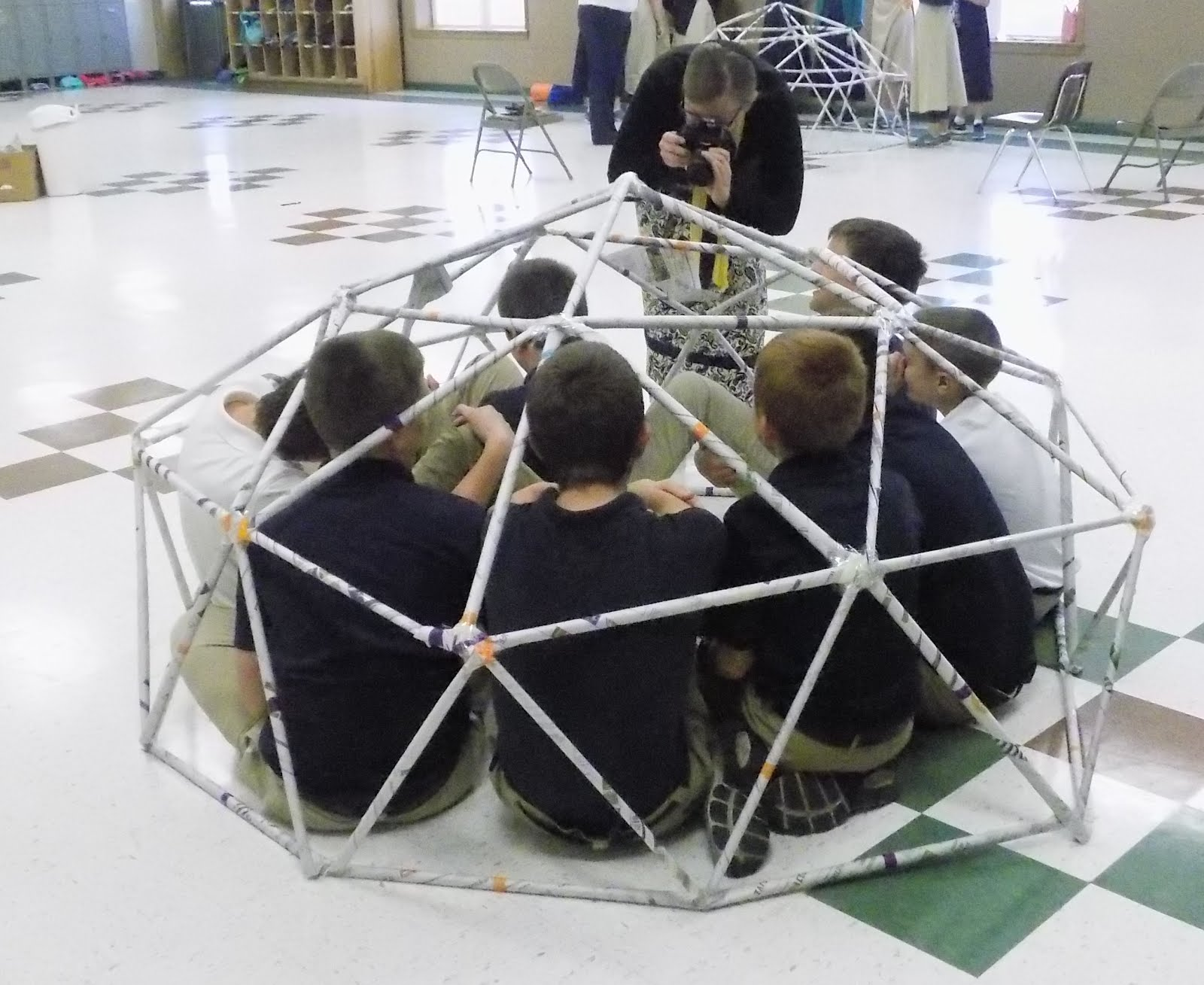 The Plain Professors Geodesic Domes
