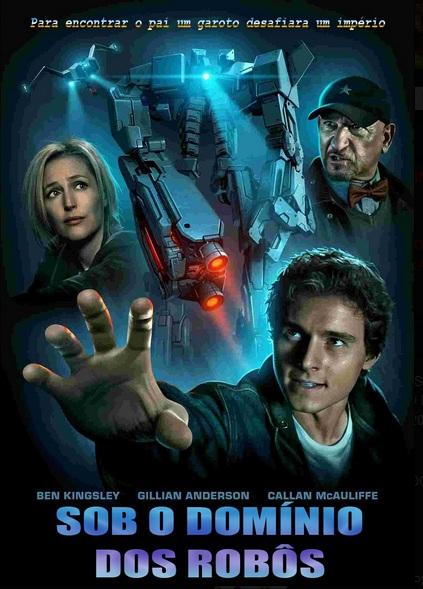 Sob o Domínio dos Robôs Torrent – WEB-DL 720p Dublado (2015)