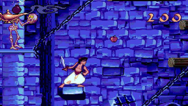 تحميل لعبة علاء الدين Disney's Aladdin القديمة