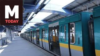 المترو يفرض غرامة 4آلاف جنيه على الركاب المستقلين لخطوطه بدون ارتداء كمامة