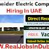 Jobs In UAE Government   Work In UAE Visa   Schneider Electric Careers  