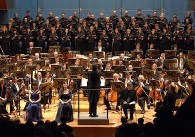 Podemos con la Orquesta Filarmónica de Gran Canaria en le huelga
