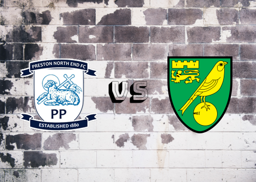Preston North End vs Norwich City  Resumen