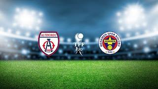 CANLI  YAYIN İZLE Menemenspor altınordu  maçı izle