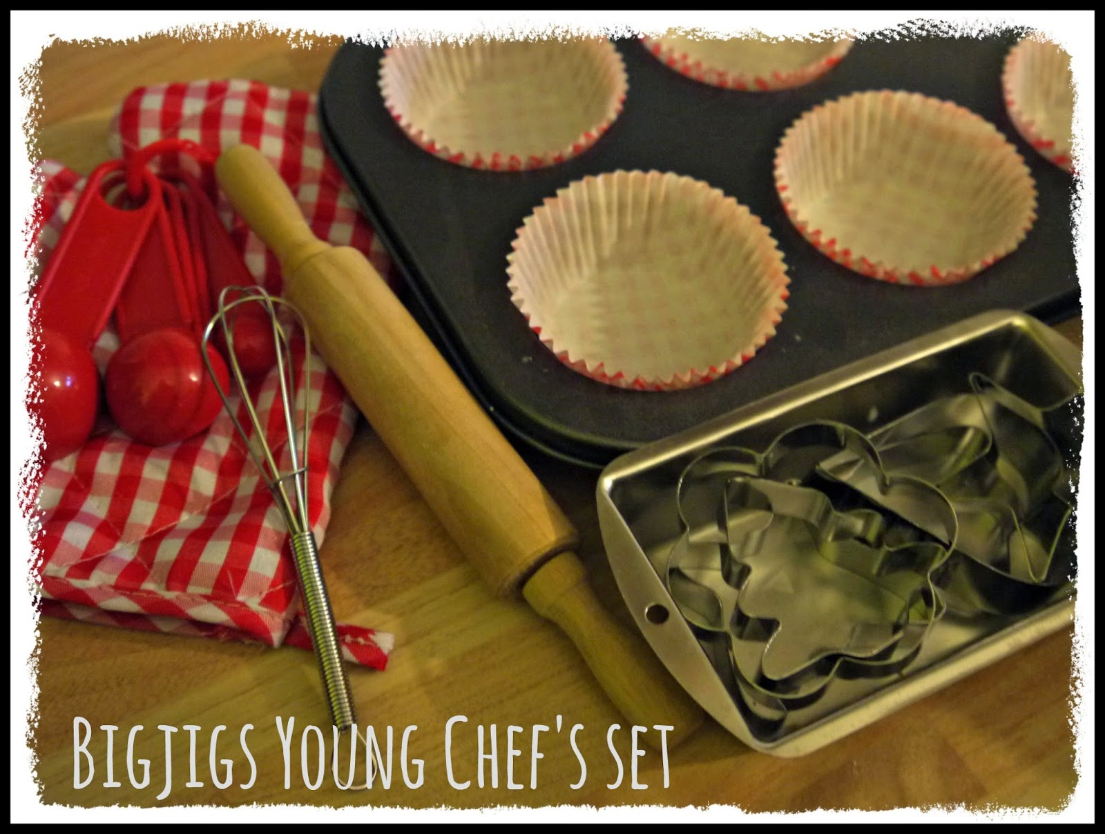 Bigjigs Young Chef's Baking Kit