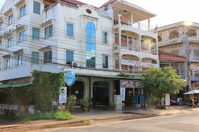 Alisa Guesthouse - Pakse - Laos