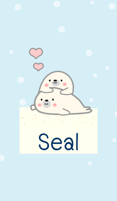Seal In Love.
