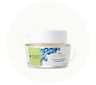paraben free face cream with spf