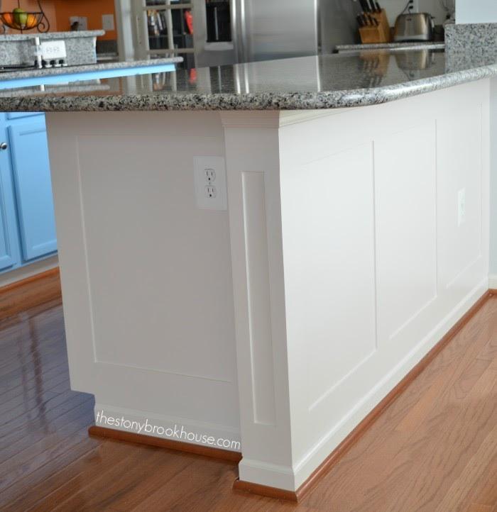 Board & Batten In The Kitchen
