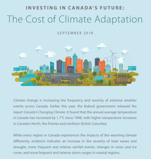 Investing in Canada's Future: The Cost of Climate Adaptation
