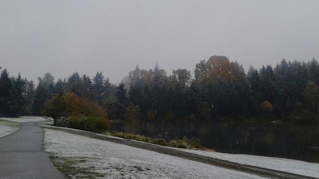 Snowfall In Fall
