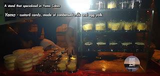 Yema Cakes Stand Davao City