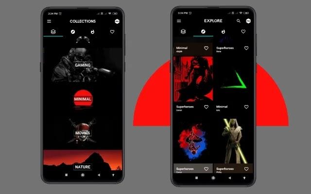 DarkPix App:
