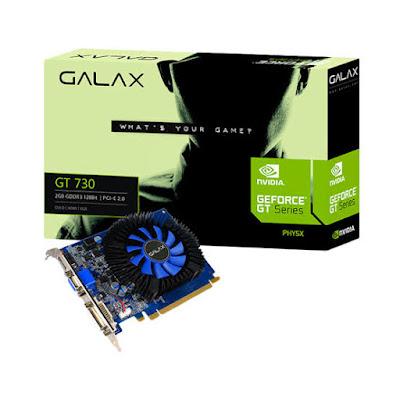 Nvidia GeForce GT 730ドライバーのダウンロード