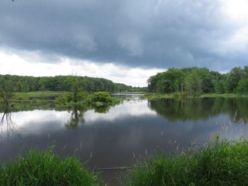 Teeter Pond
