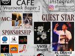 Komunitas WBC Pekanbaru Adakan Konser Musik dan Puisi Peduli Korban Covid 19