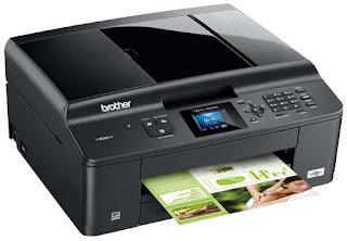 Brother MFC-J430W Driver Printer Download