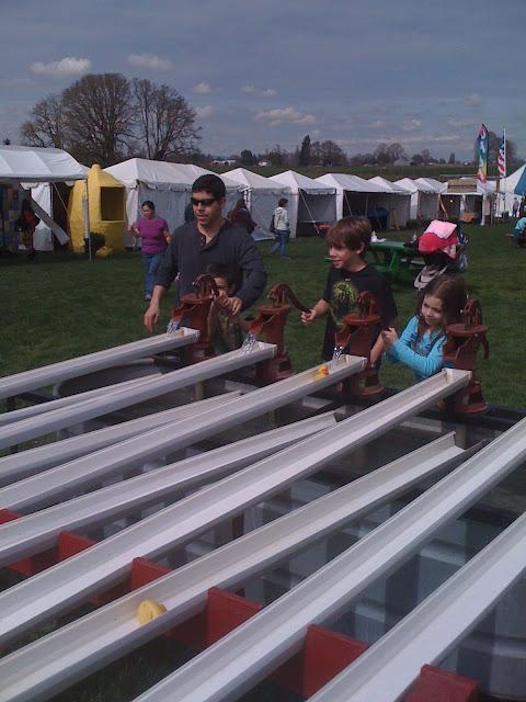 Wooden Shoe Tulip Festival - Woodburn, OR