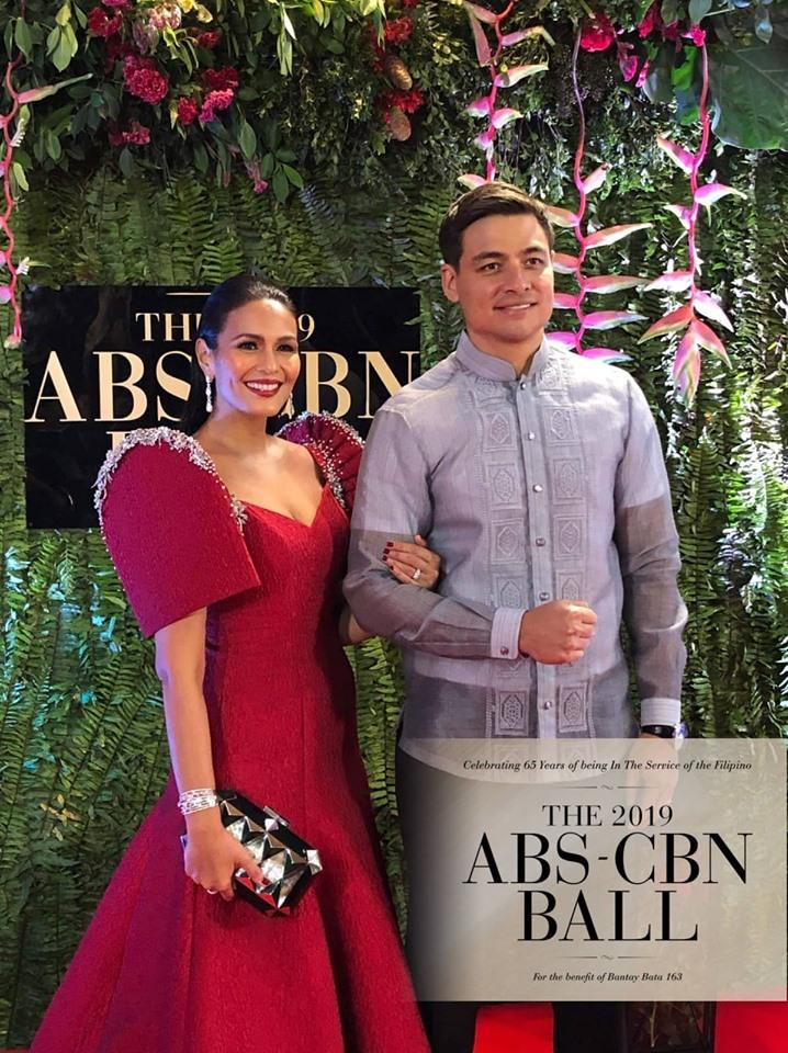 Iza Calzado ABS-CBN Ball 2019