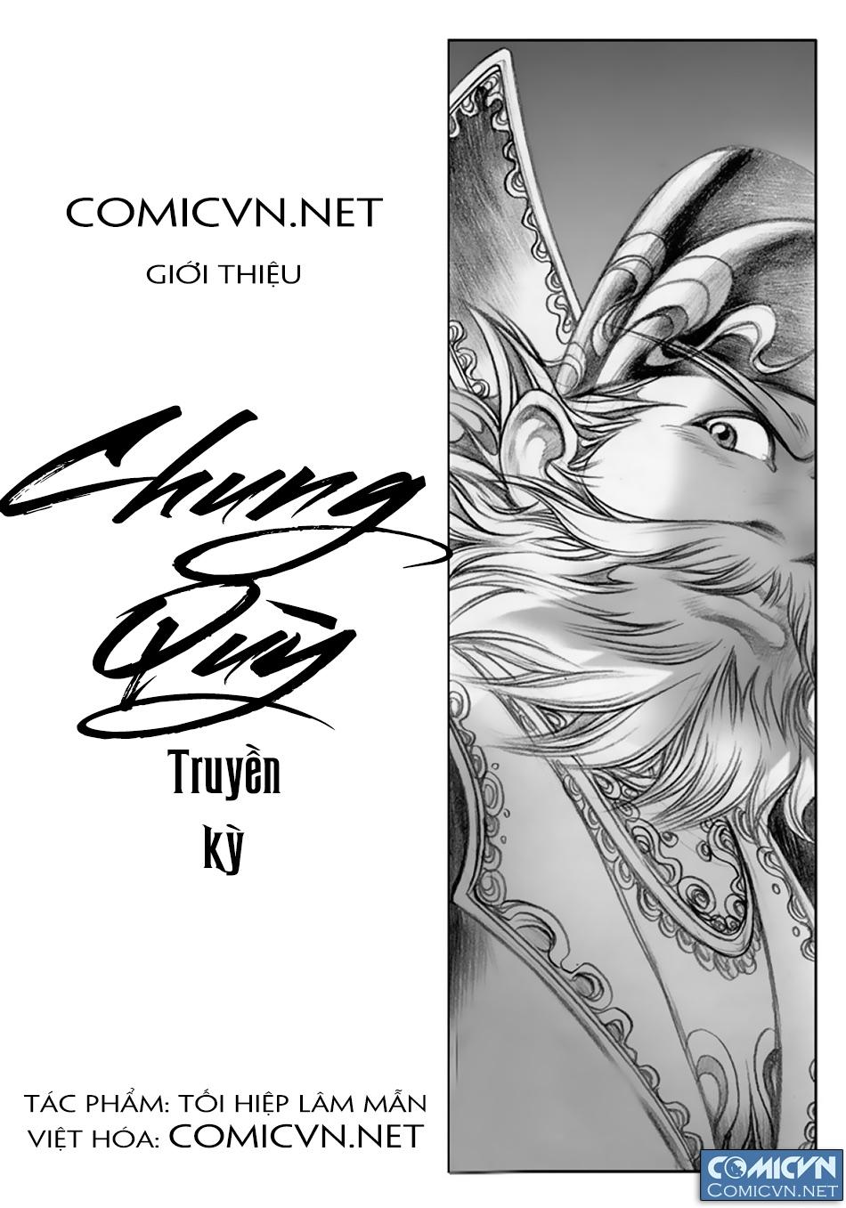 Chung Quỳ Truyền Kỳ Chap 1 - Next Chap 2