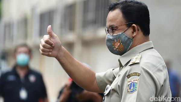 Meski Belum Resmi, Hashtag 'Anies4PresidenRI2024' Sudah Digaungkan Akun FPI
