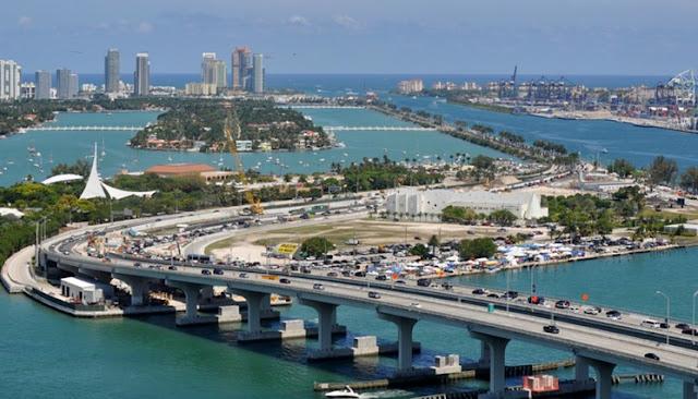 Dicas para dirigir em Miami