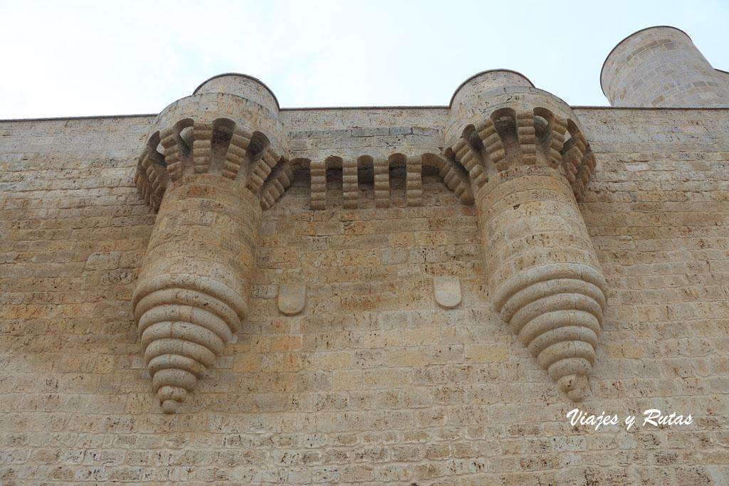 Castillo de los Sarmiento, Fuentes de Valdepero