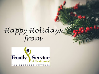 Happy holidays from Family Service of RI