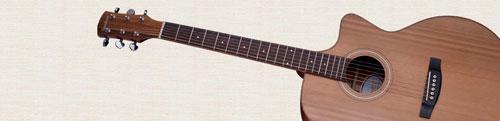 Acoustic guitar là loại đàn như thế nào