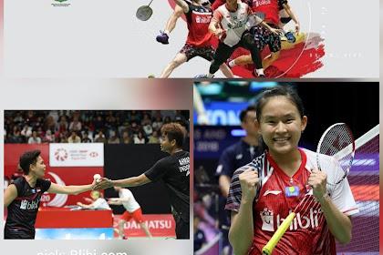 Jadwal Indonesia Masters 2020, Ruselli Hartawan bertemu unggulan ketujuh