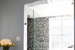 Pixilated Badezimmer Design mit Mosaik-Badezimmer-Fliesen