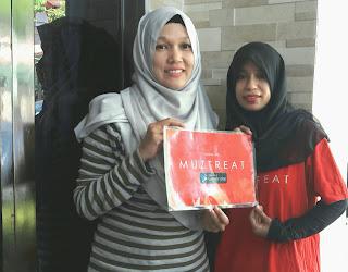 Muztreat, Di Pesan Lewat Aplikasi, Inovasi Layanan Salon Muslimah Dirumah
