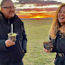 Galvão Bueno, mulher e filha têm contas bloqueadas por dívida de R$ 1,6 milhão