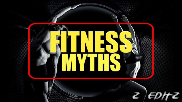 Fitness Myth #8