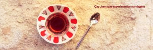 Degustar um chá na Turquia